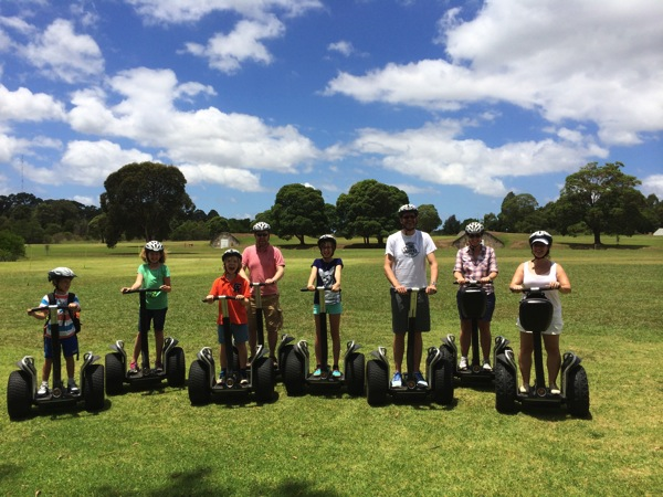 Segway photo